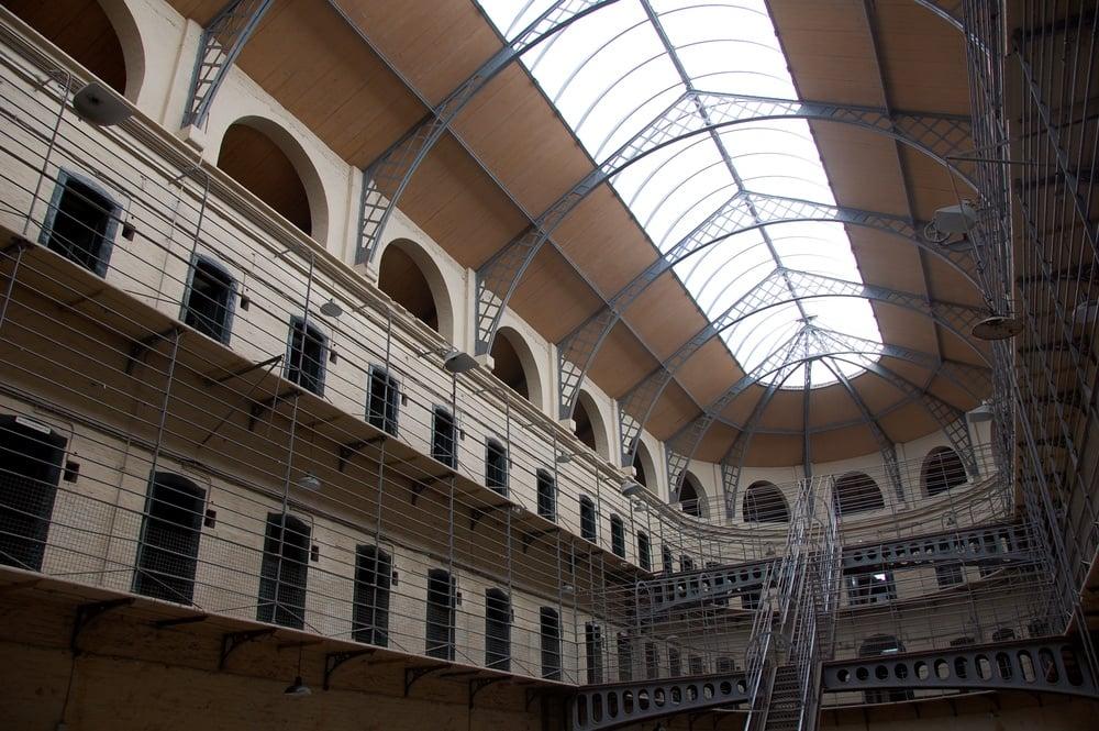 Abandoned Prison of Kilmainham Gaol