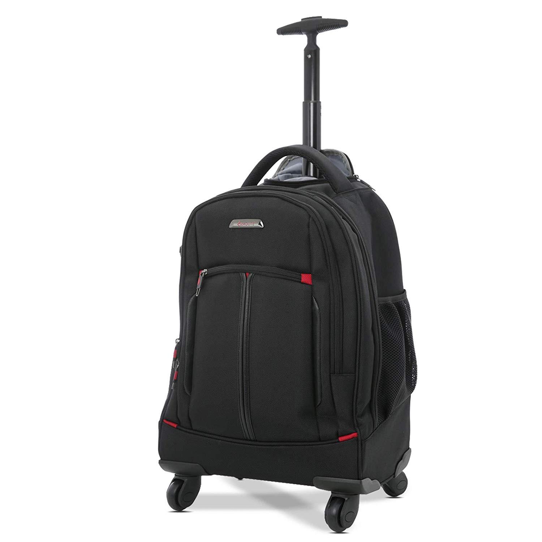 Aerolite 21 Four Wheel Backpack