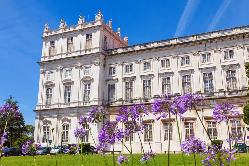 Ajuda National Palace Lisbon