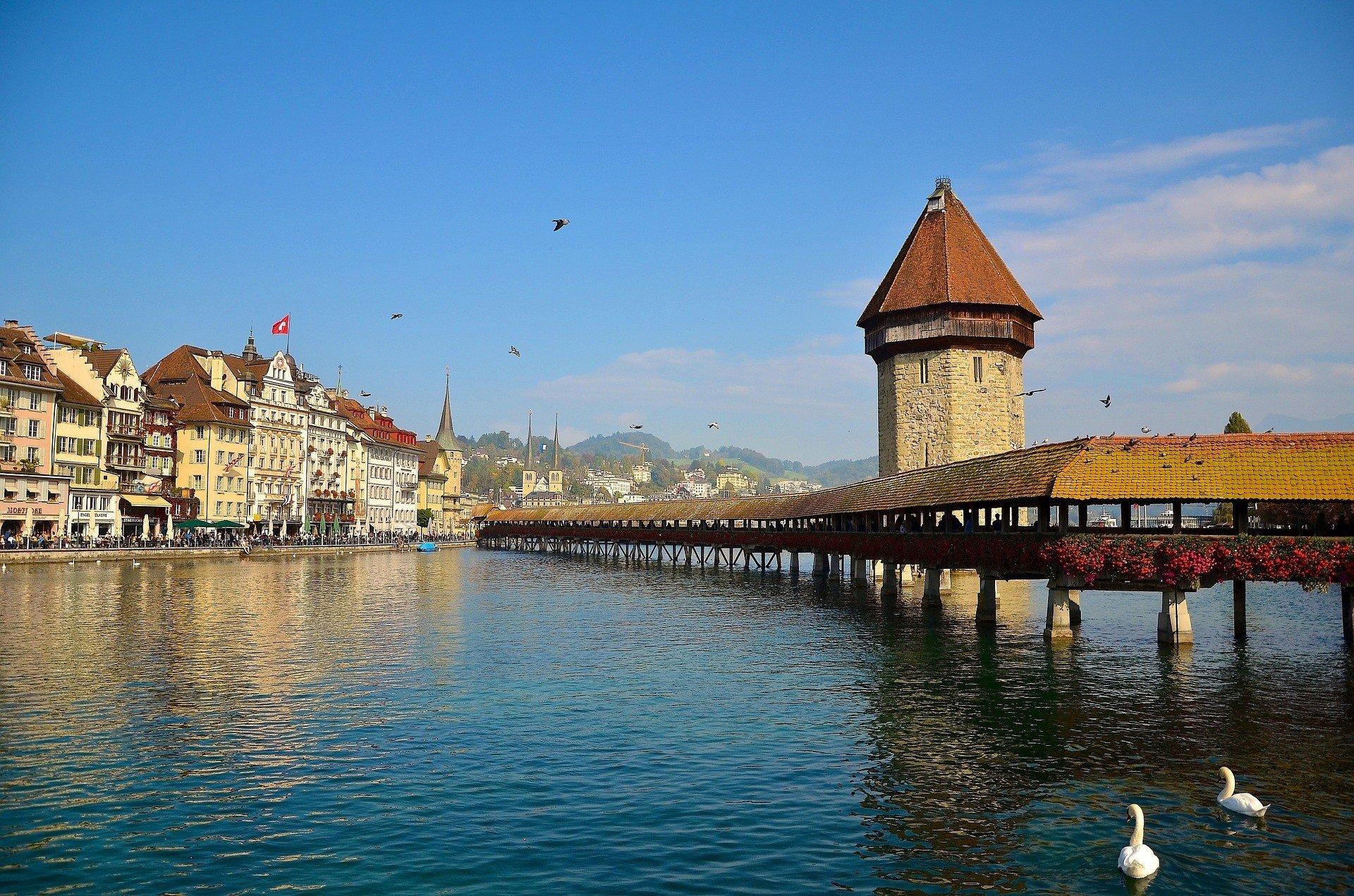Altstadt (Old Town), Lucerne