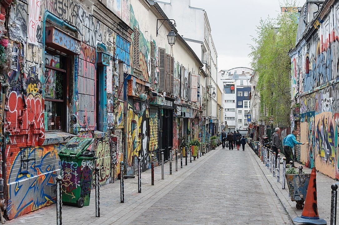 Belleville, Paris