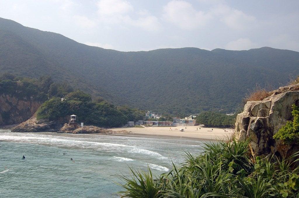 Big Wave Bay, Hong Kong