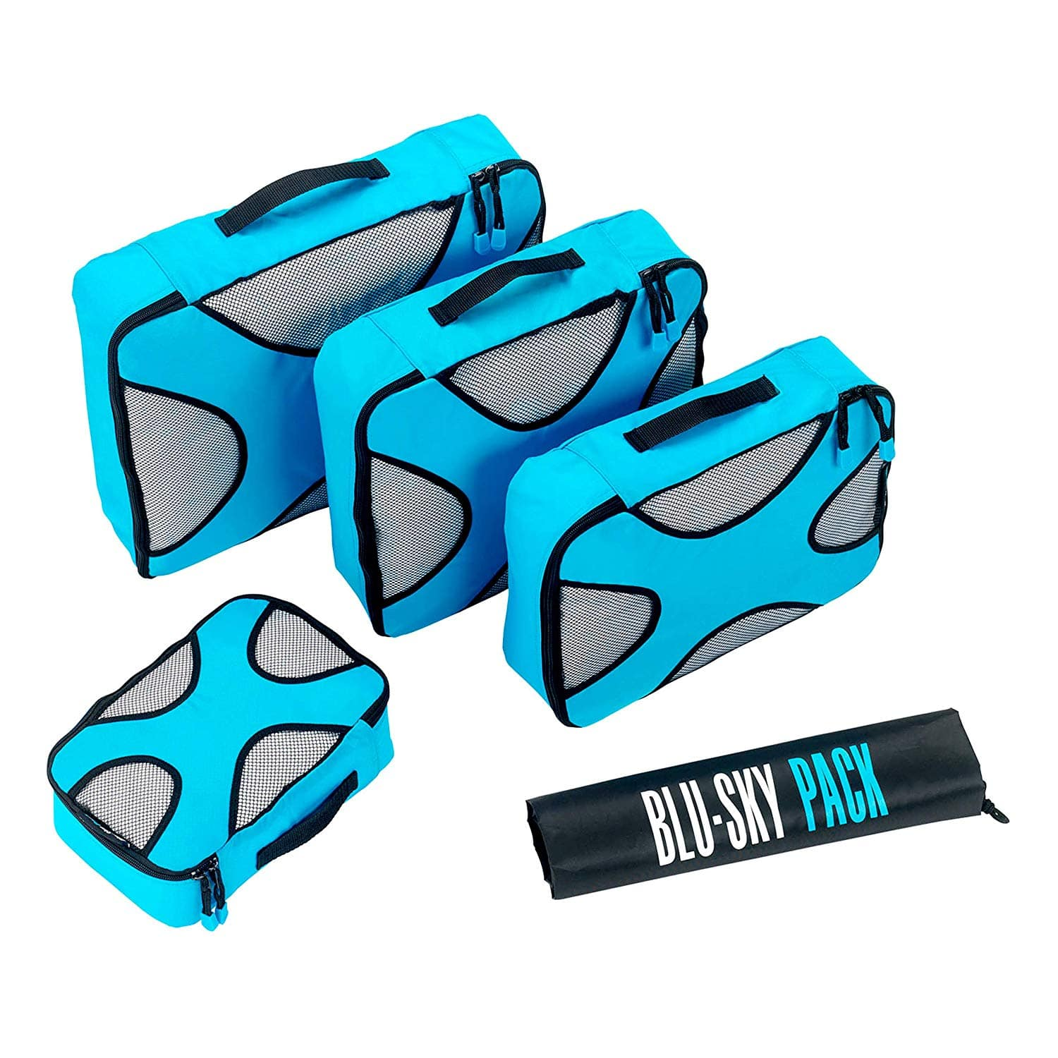 Blu Sky Packing Cubes