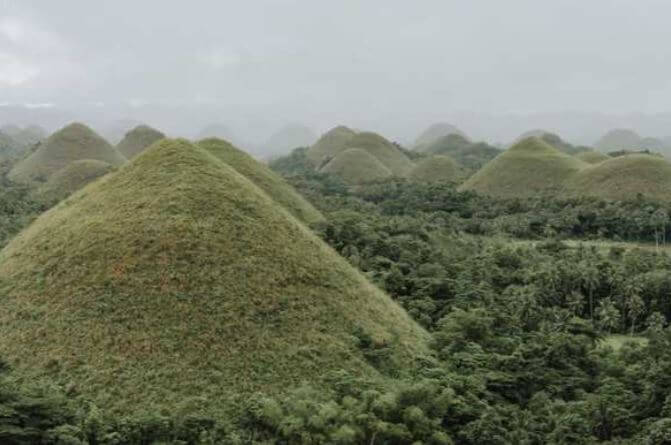 Bohol Island Full Day Countryside Tour with Buffet Lunch