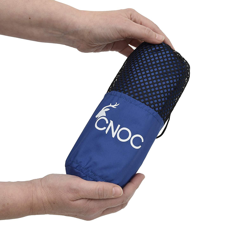 CNOC Microfibre Sleeping Bag Liner and Hostel Sleeping Bag