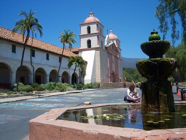 California Coast Day Tour from LA Santa Barbara & Solvang