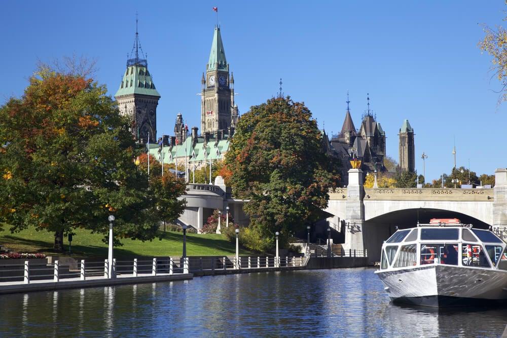Canal Cruise Ottawa