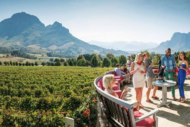 Cape Winelands Full Day Shared Tour