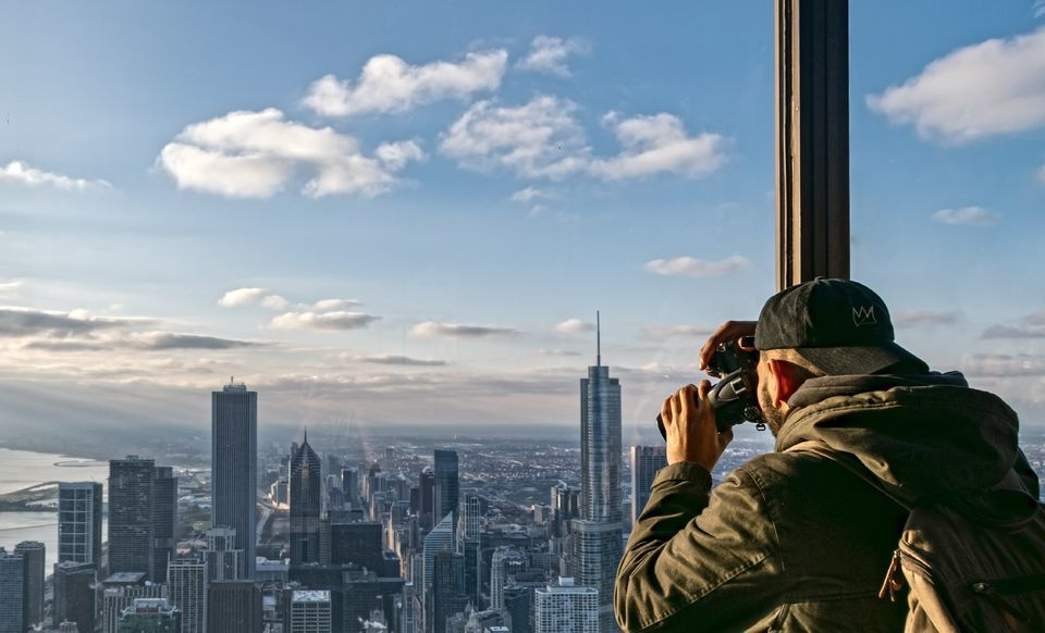 Chicago Grand City Tour & 360 Chicago Observation Deck