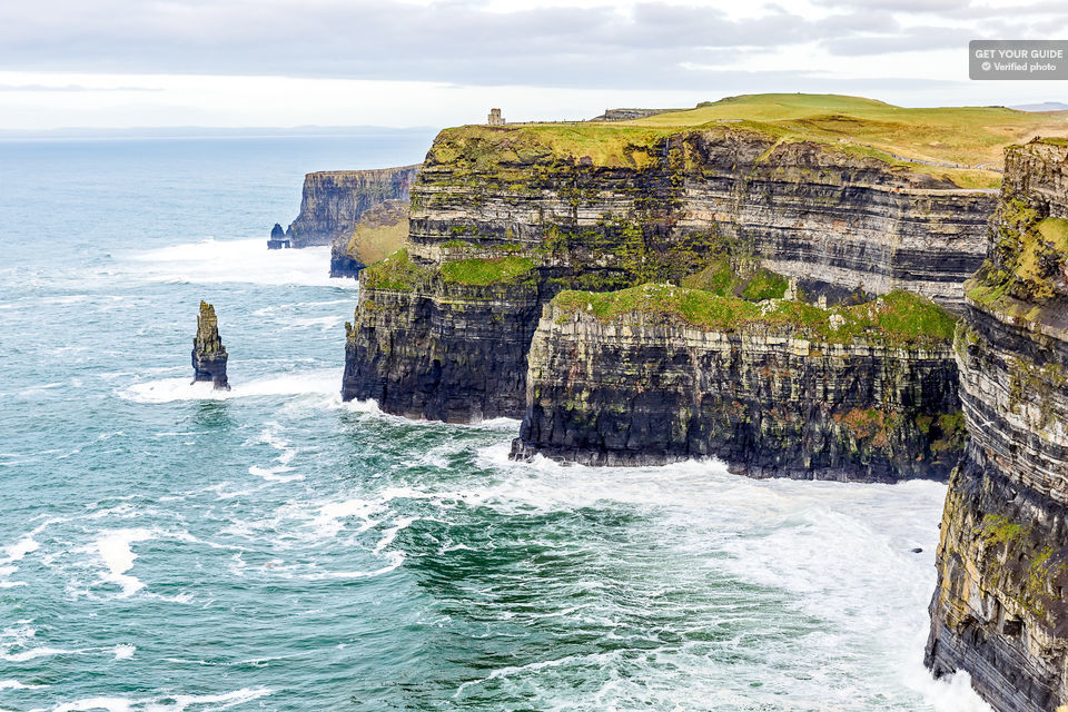 Cliffs of Mother Full-Day Tour from Dublin