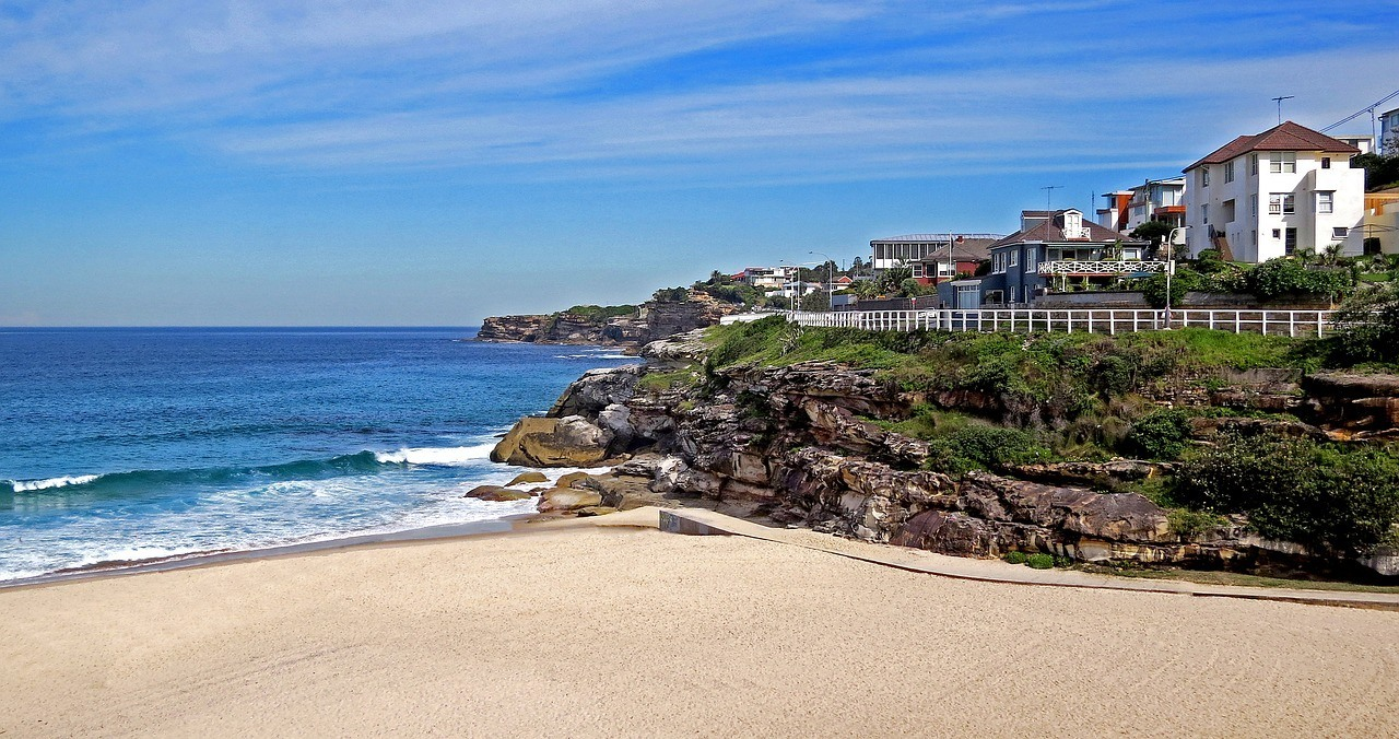Coogee Coastal Path Sydney