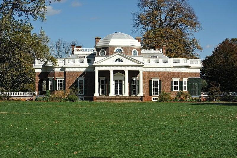 Day Trip to Monticello, Thomas Jefferson's Estate