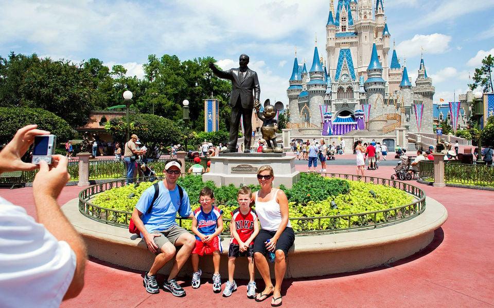 Disney World Full-Day Ticket & Transfer from Miami
