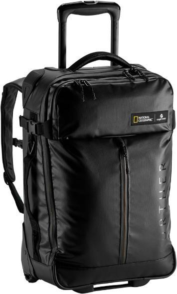 durable backpack with wheels by national geographic