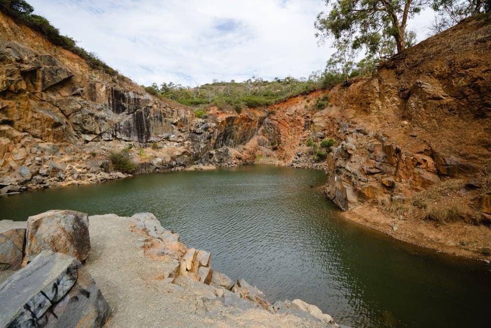 Ellis Brook Valley Reserve, Perth