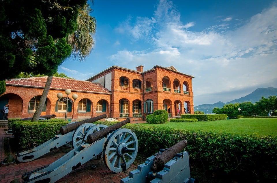 Fort San Domingo - Taipei's coolest historical site