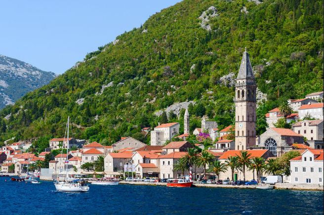 Full Day Trip to Montenegro Coast