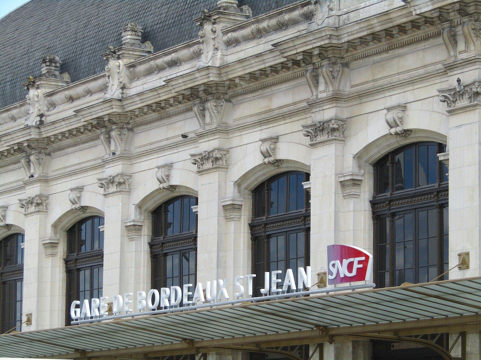 Gare Saint-Jean, Bordeaux