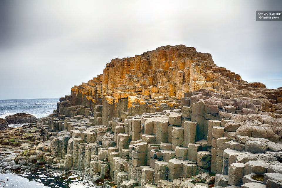 Giant's Causeway Full-Day Tour from Dublin