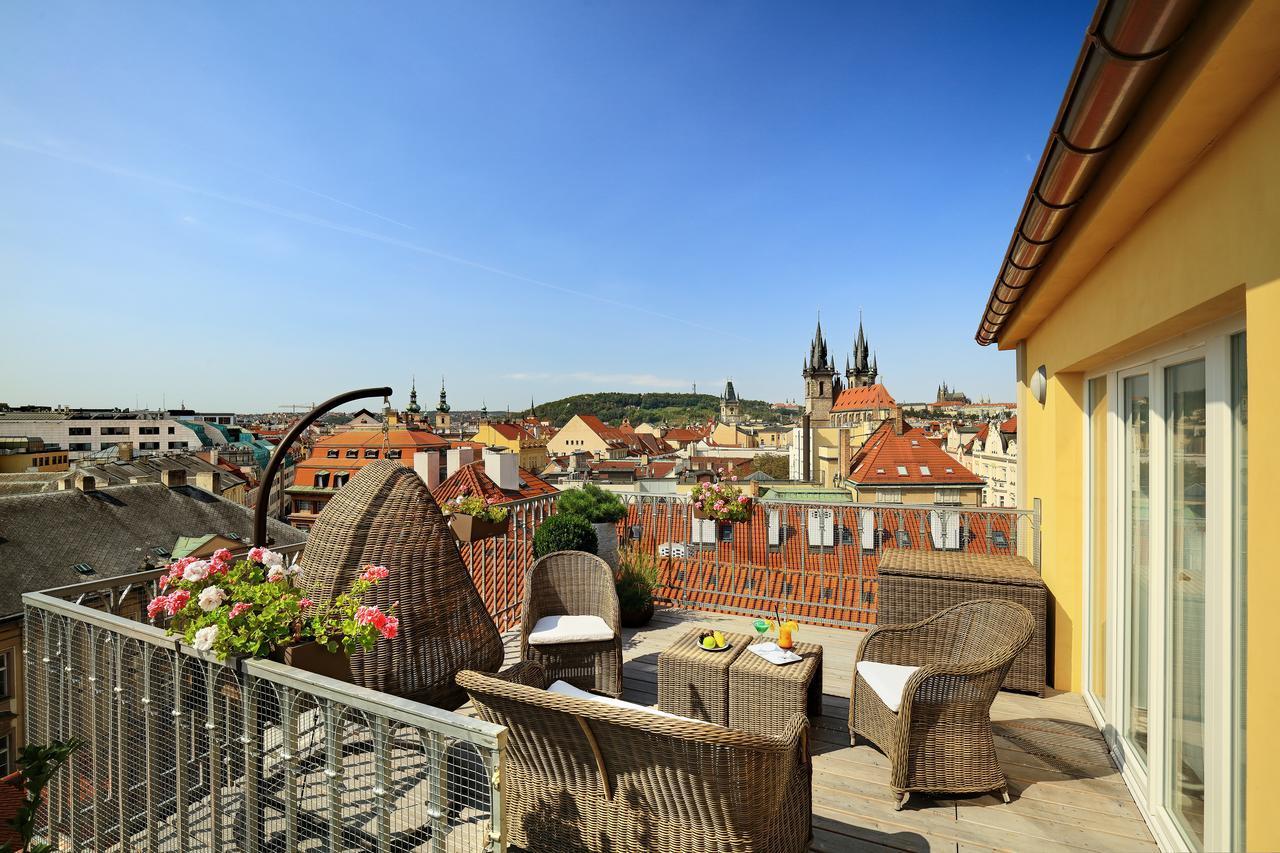 Grand Hotel Bohemia, Prague