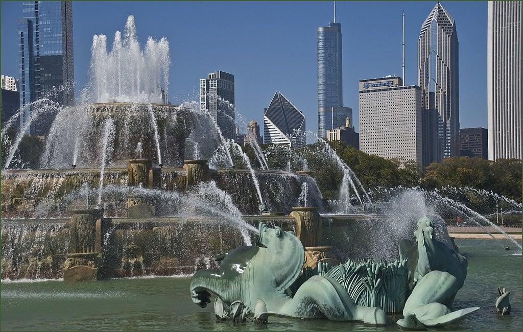 Grant Park and Buckingham Fountain