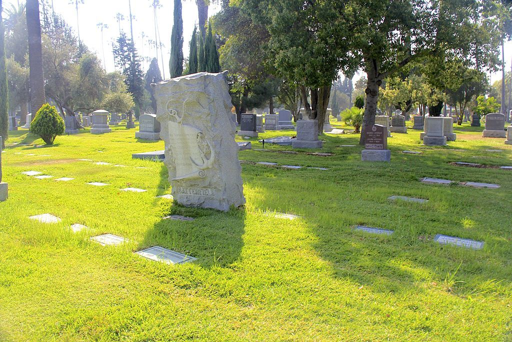 Hollywood Forever Cemetery, Los Angeles