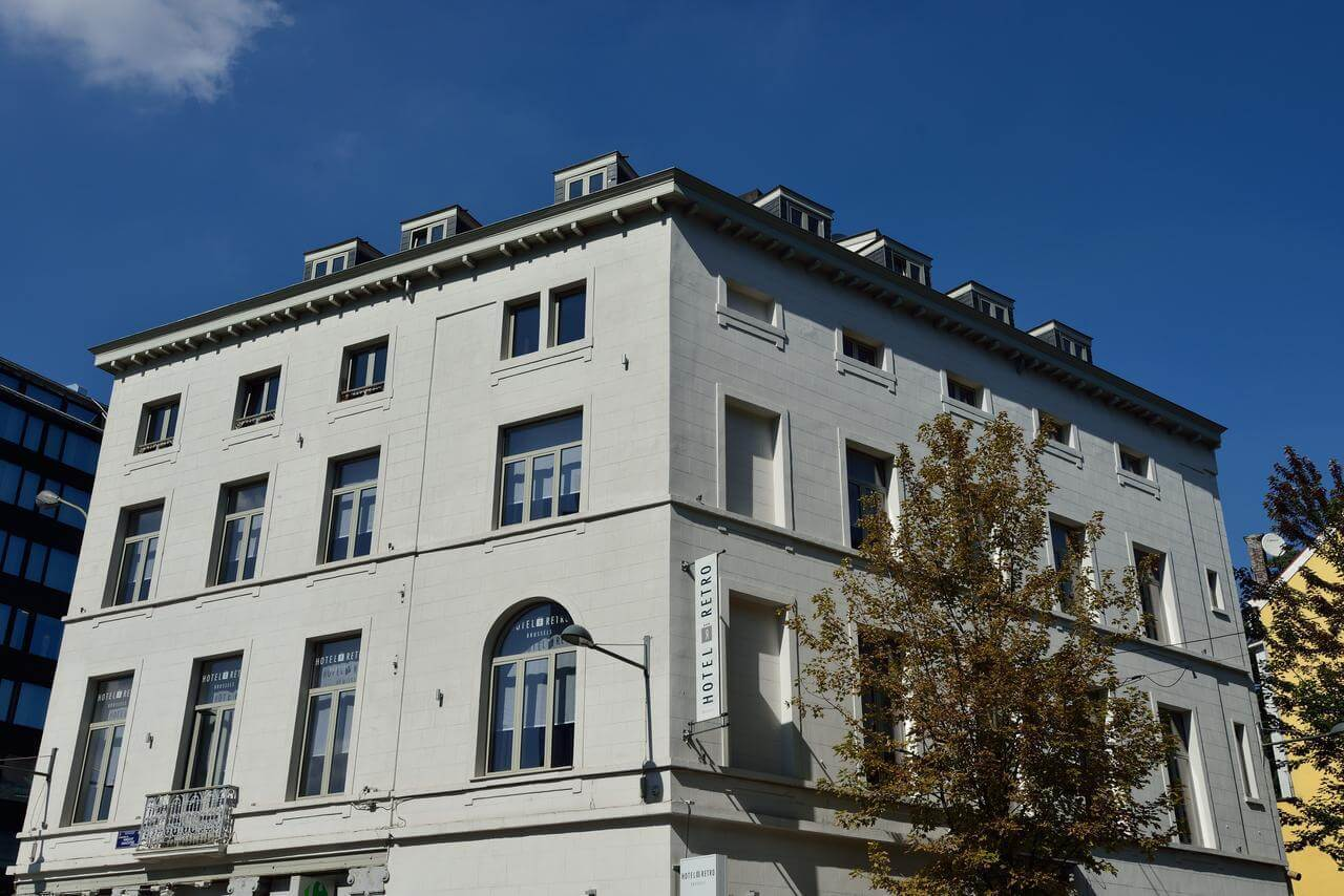 best budget hotel in brussels