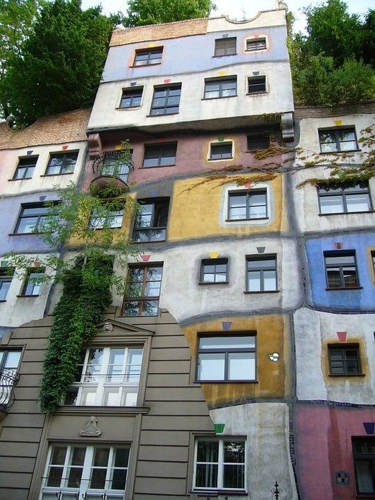 Hundertwasser Haus Vienna