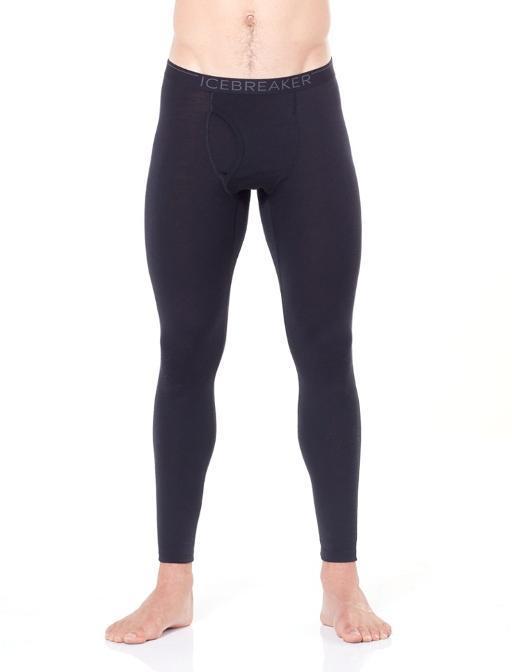 best merino wool base layers for men: icebreker leggings