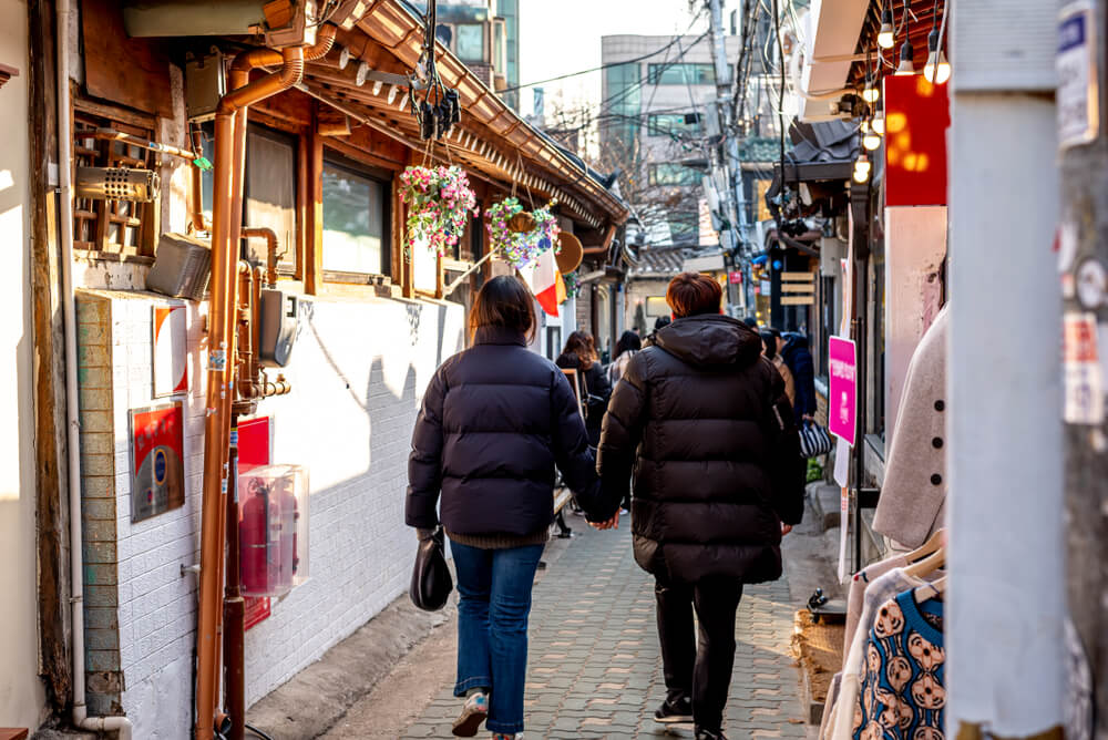 Ikseon dong Hanok Village - an off the beaten track location in Seoul