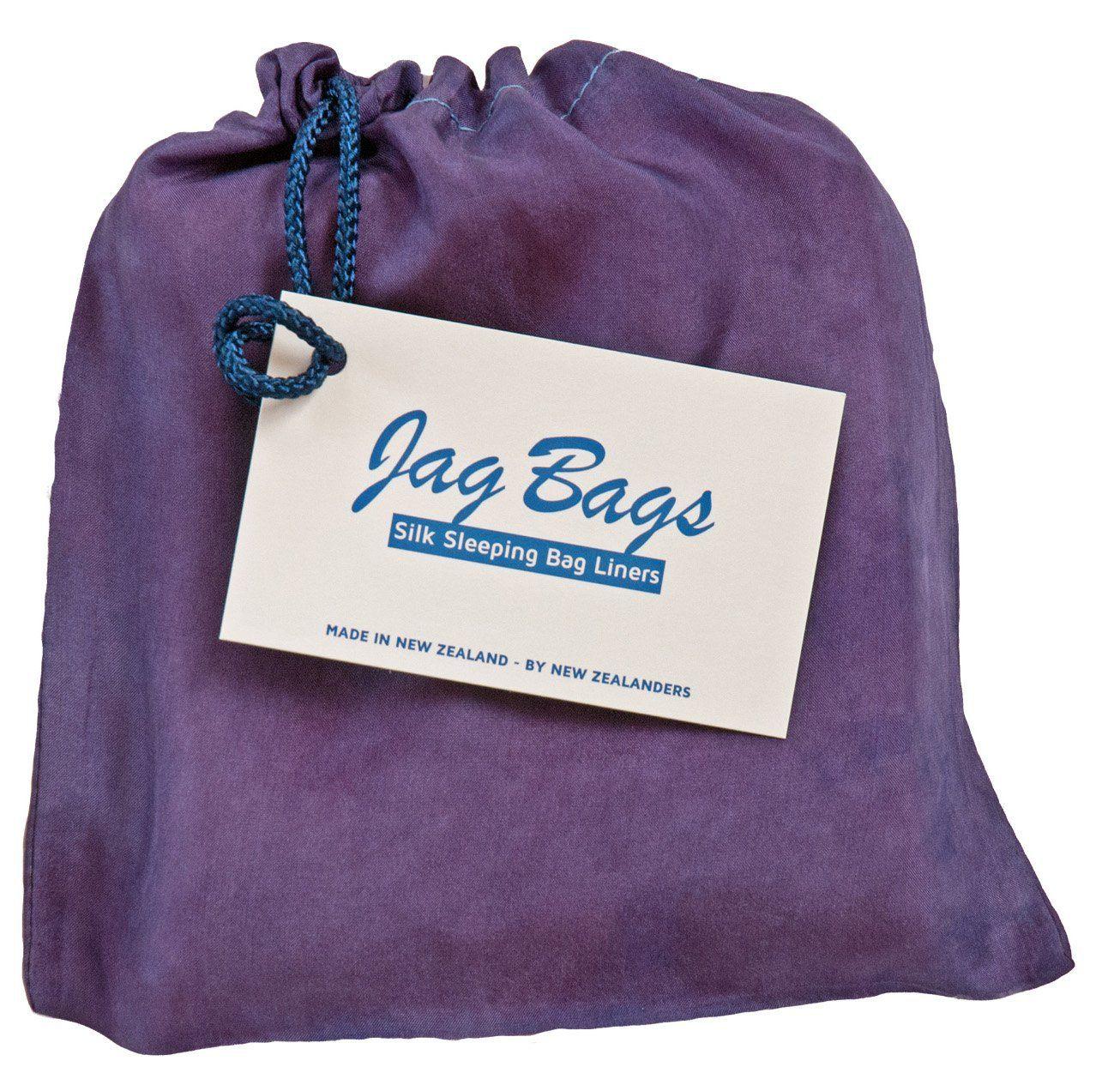 JagBag Deluxe Silk Sleeping Bag Liner
