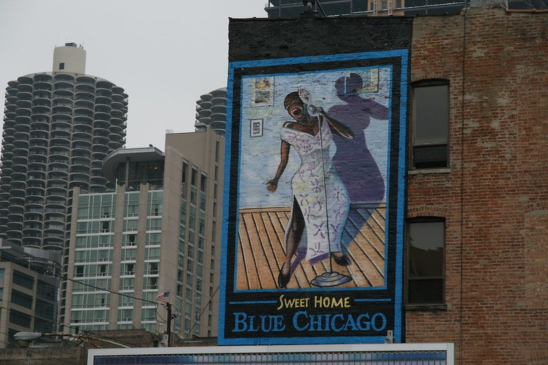 Jazz at Blue Chicago
