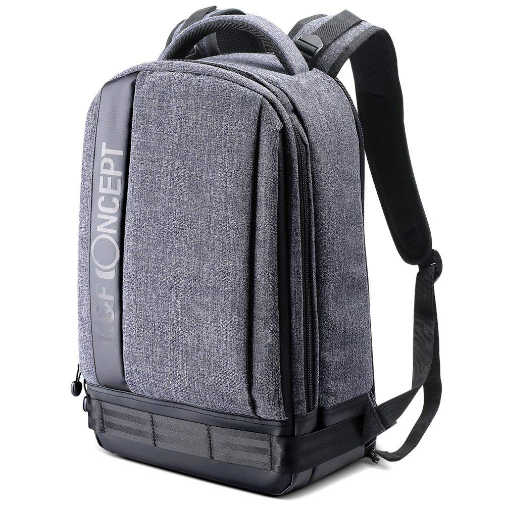 K&F Concept DSLR Camera and Laptop Bag