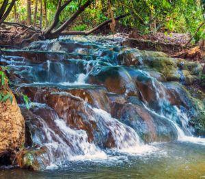 Klong Thom Hot Springs, Krabi