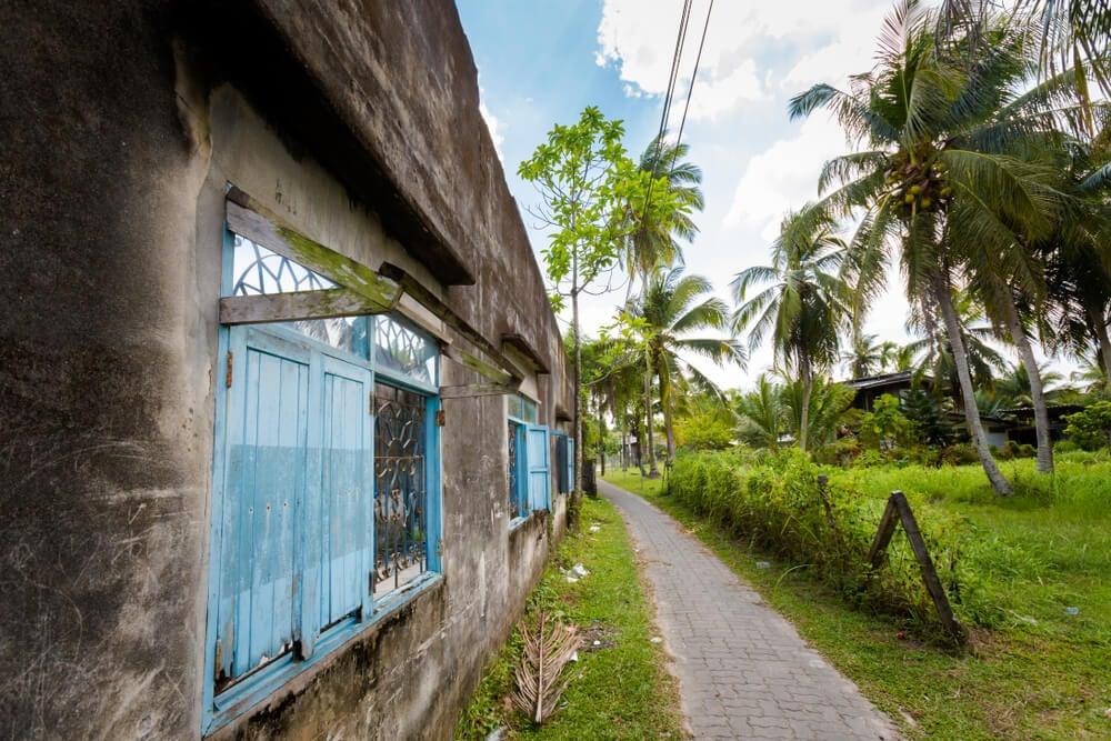 Koh Klang, Krabi