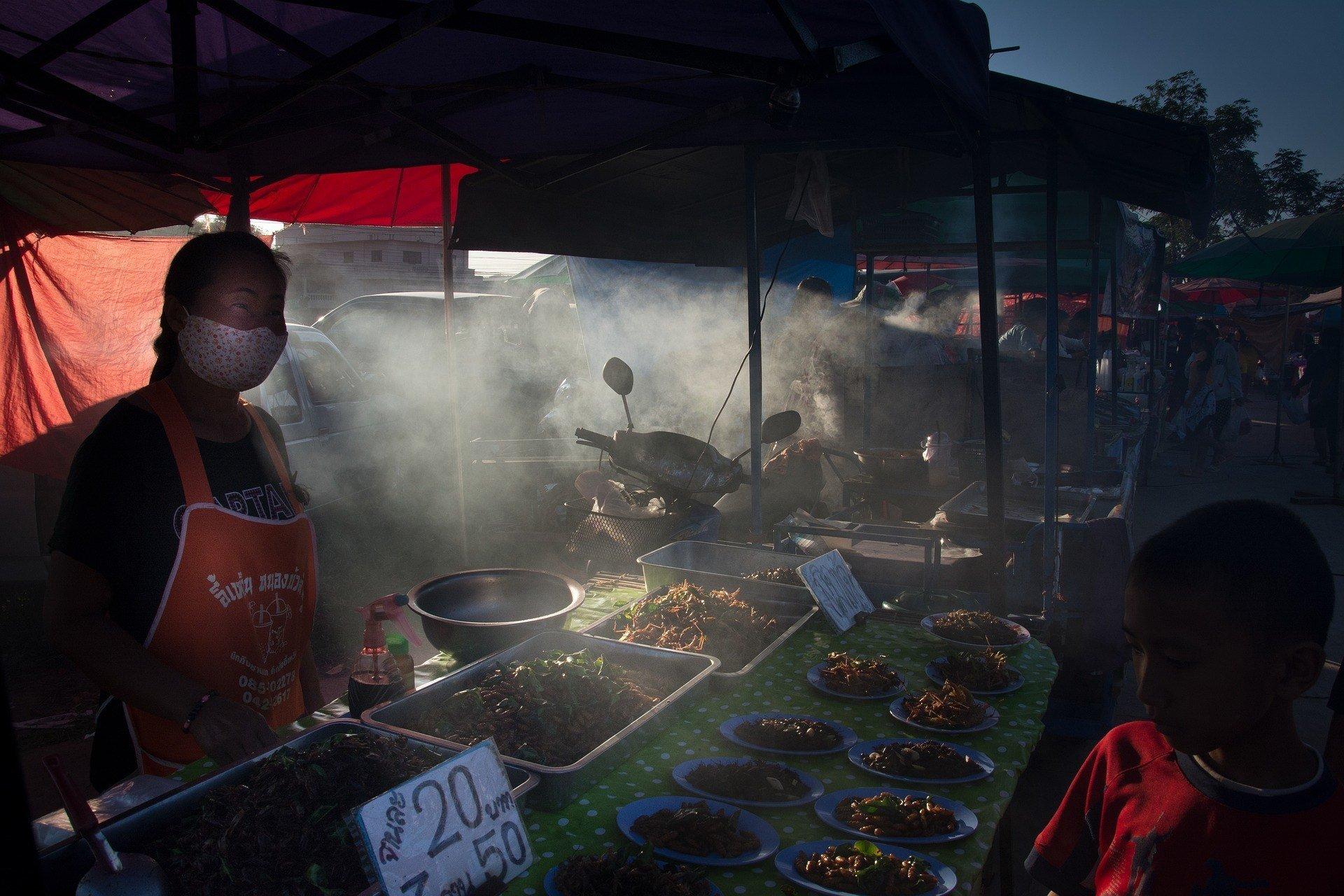 Krabi Night Market, Krabi