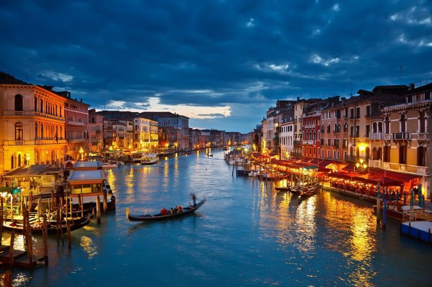 Lido di Jesolo Afternoon and Evening Tour of Venice
