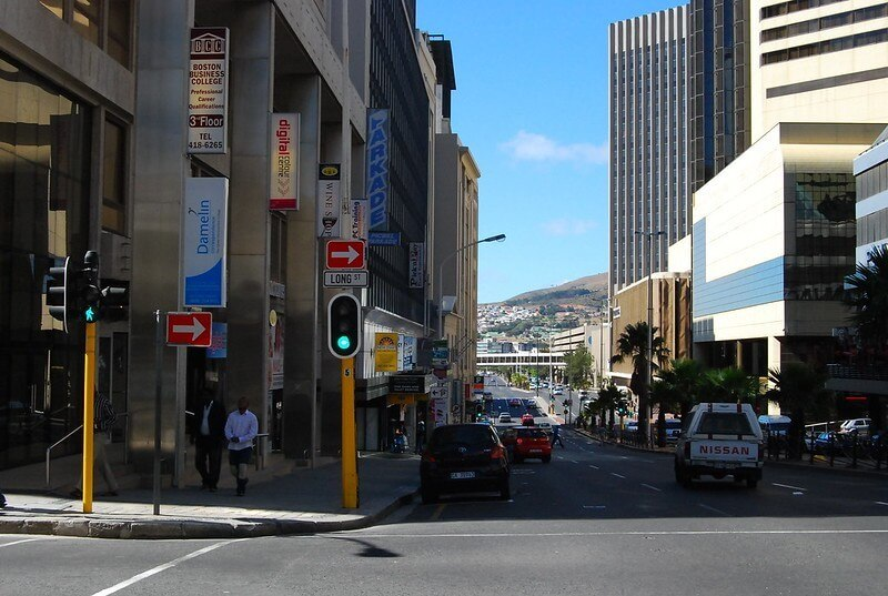 Long Street and Kloof