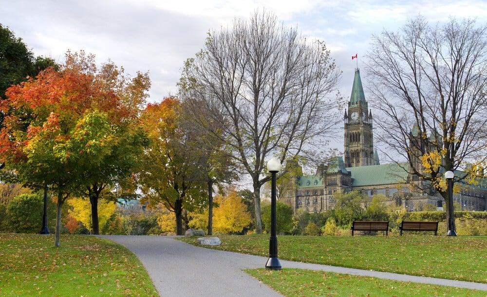 Majors Hill Park Ottawa