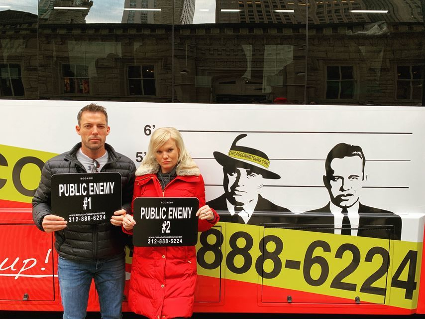 Mob and Crime Bus Tour