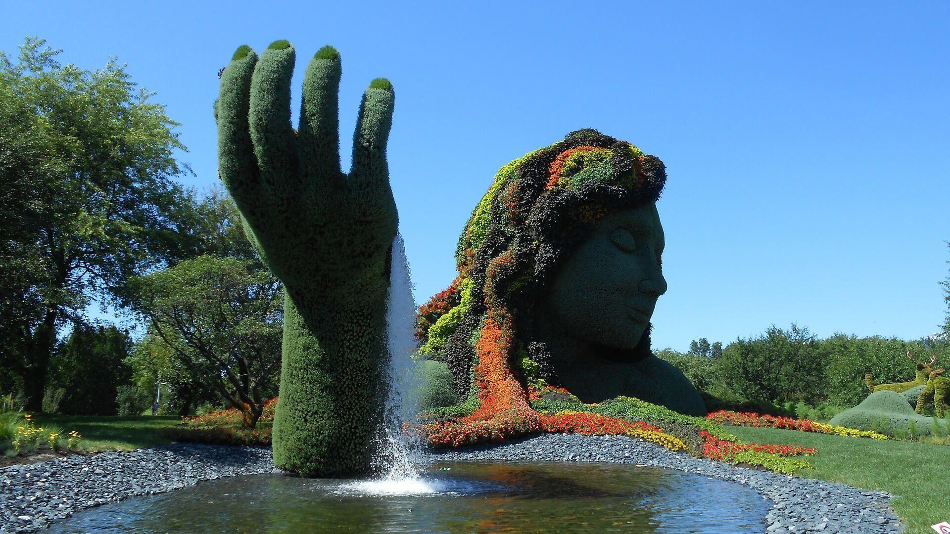 Montreal Botanical Garden, Montreal