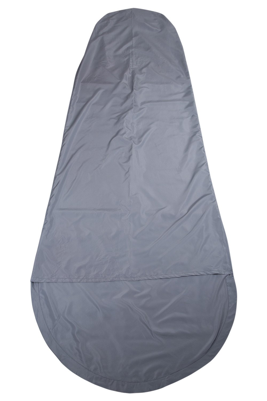 Mountain Warehouse Microfibre Mummy Sleeping Bag Liner