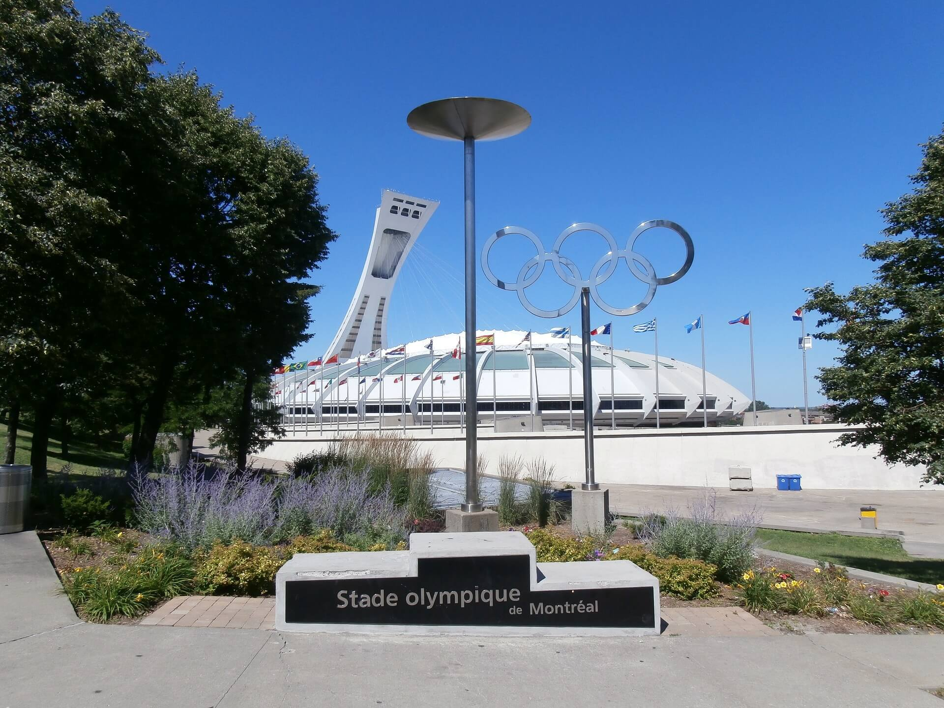 Montreal Olympic Park, Montreal