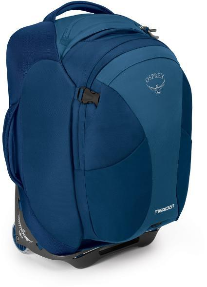 Osprey meridian backpack with wheels