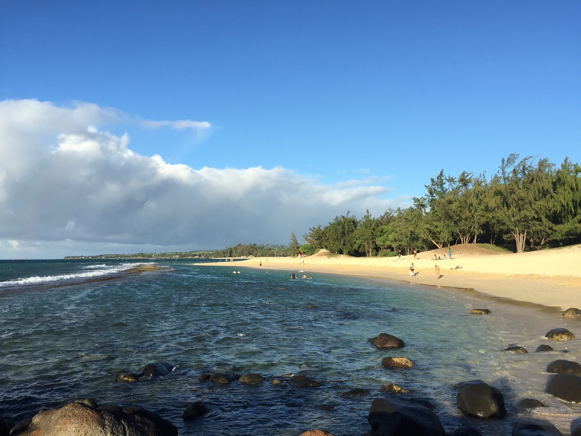 Beach at Paia - Coolest Place to Stay in Maui