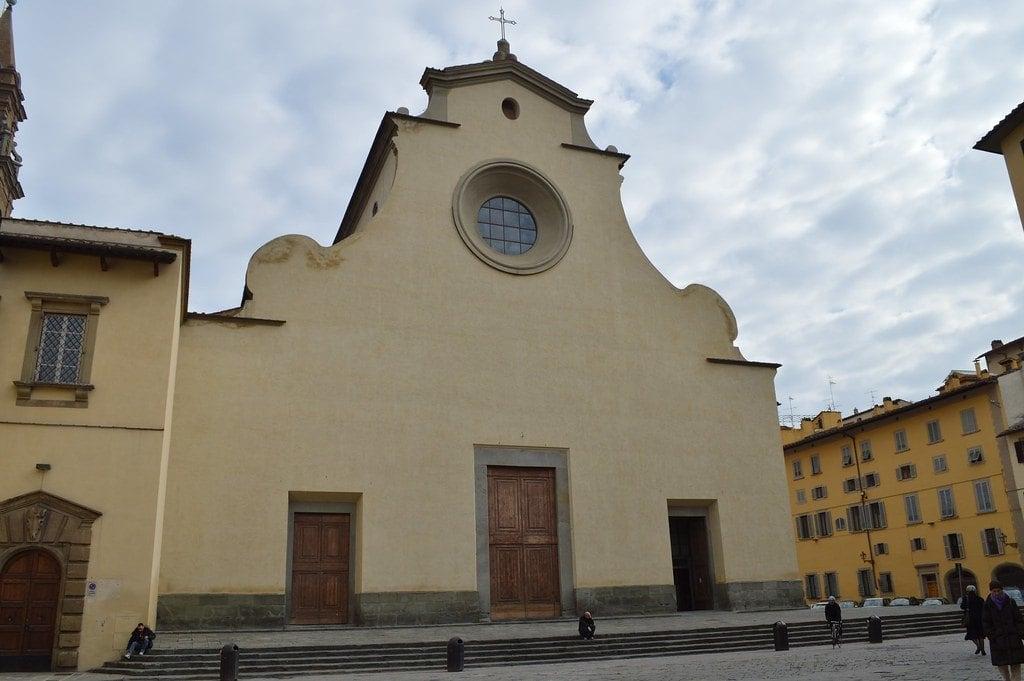 Piazza Santo Spirito, Florence