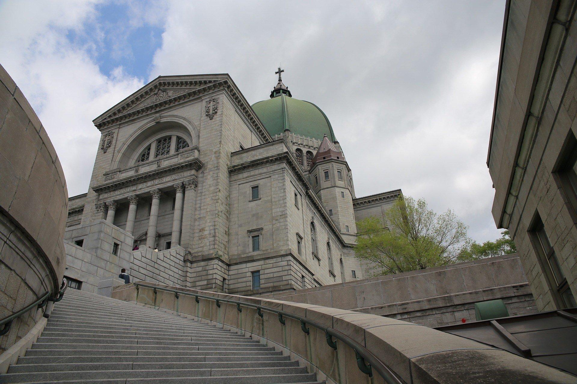 Saint Joseph s Oratory of Mount Royal, Montreal