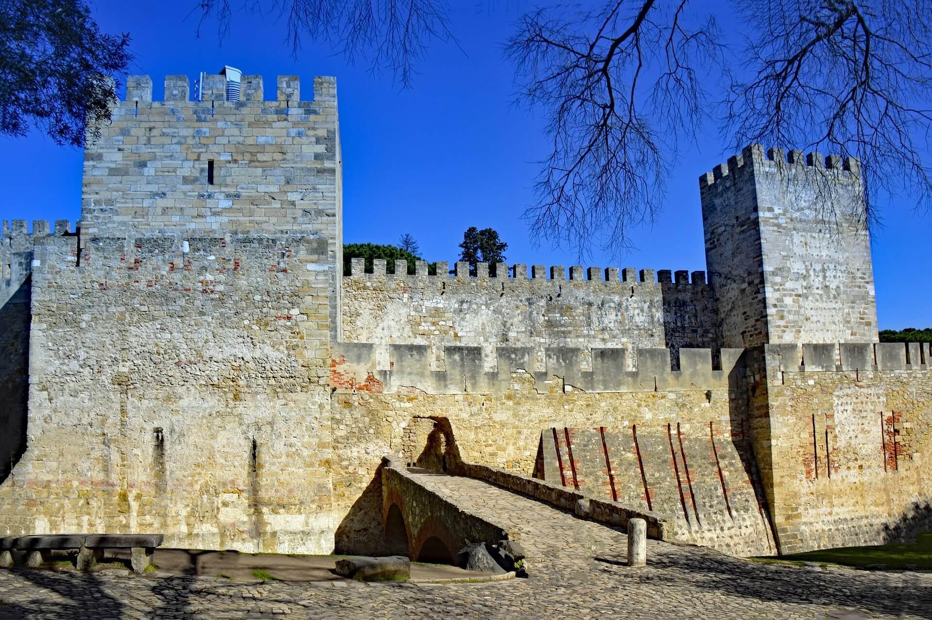 Sao Jorge Castle, Lisbon