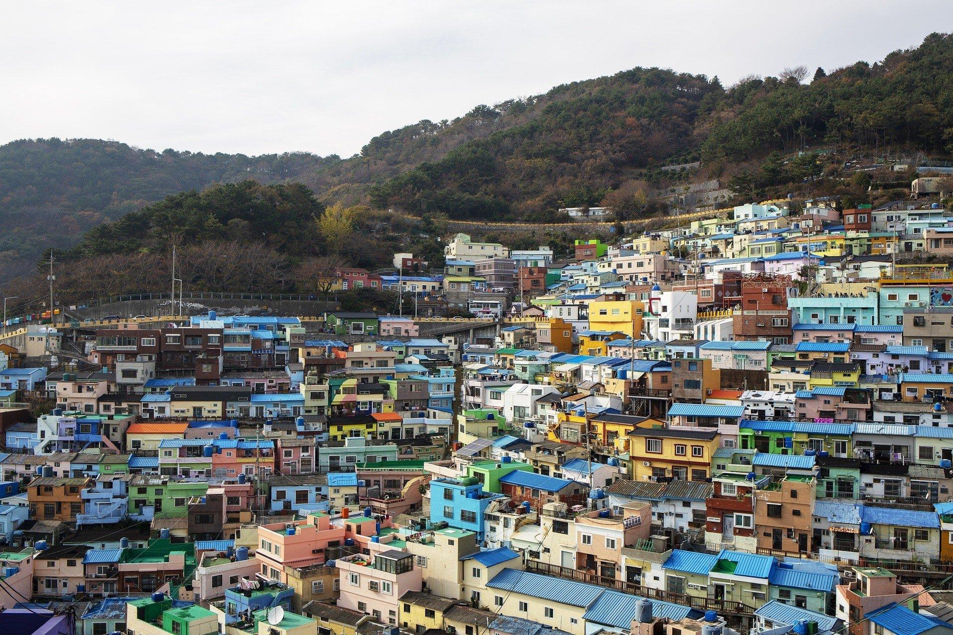 Sasang, Busan