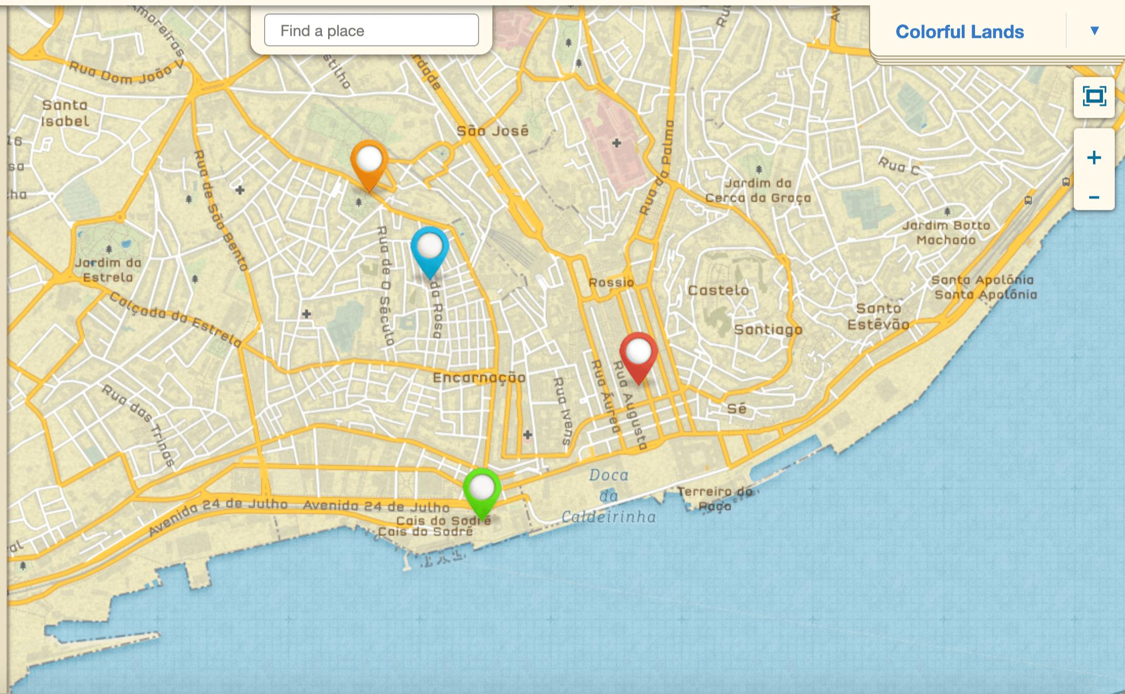 Lisbon Neighbourhood Guide